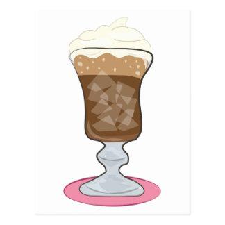Ice Coffee Postcard