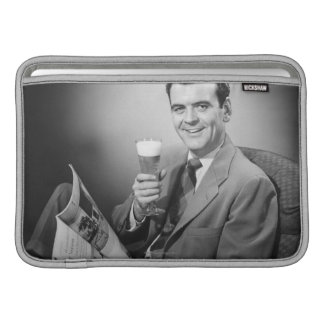 Ice Cold Beer Sleeve For MacBook Air