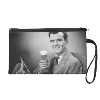 Ice Cold Beer Wristlet