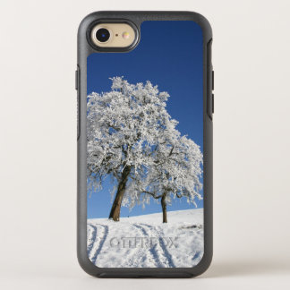 Ice Covered Trees In Winter OtterBox Symmetry iPhone 7 Case