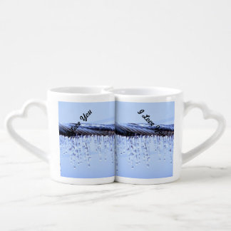 Ice Covered Wire Lovers Mug