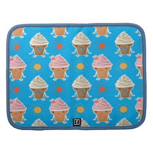 ice cream and sun bath pattern planner