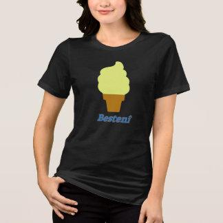 Ice cream and the text Bestenî T-Shirt