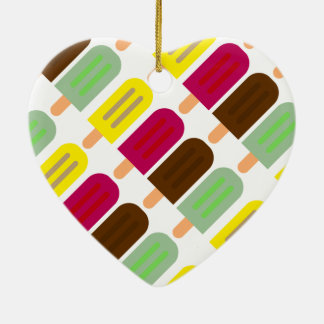 Ice cream bar christmas ornament