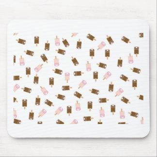 Ice Cream Bars Mouse Pad