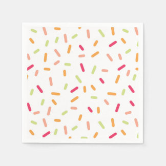 Ice Cream Birthday Party Supply Disposable Serviettes