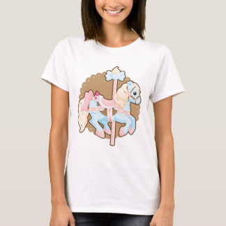 Ice Cream Carousel T-Shirt