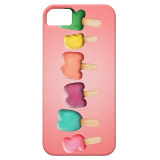 Ice cream case design for hot summer days iPhone 5 cover