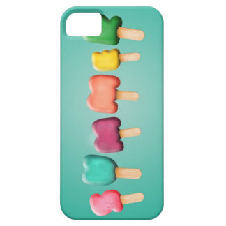 Ice cream case design for hot summer days barely there iPhone 5 case