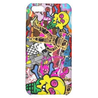 Ice cream case for iPhone 5C