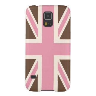Ice-cream Classic Union Jack British(UK) Fla Galaxy S5 Cases