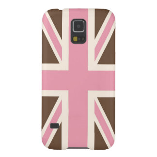 Ice-cream Classic Union Jack British(UK) Fla Galaxy S5 Cases