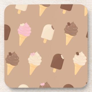 Ice-Cream Coasters