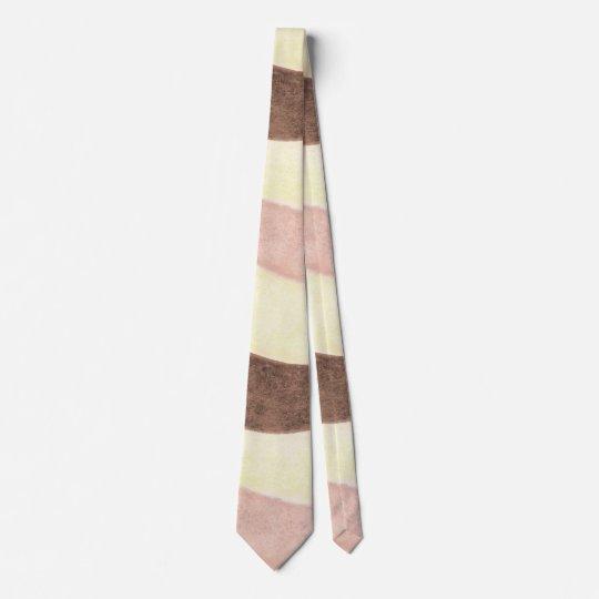 Ice Cream Coloured Tie