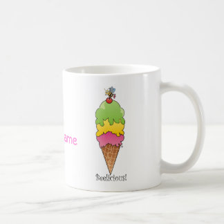 Ice Cream Cone Coffee Mug