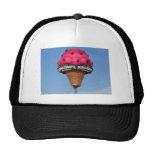 Ice Cream Cone Hot Air Balloon Hats