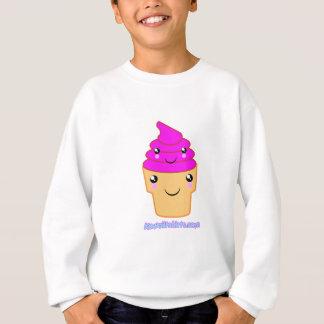 Ice cream & cone Kawaii friends Sweatshirt