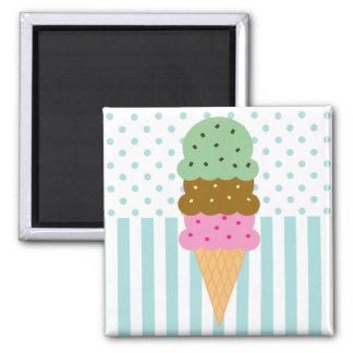 Ice Cream Cone Magnet Fridge Magnet