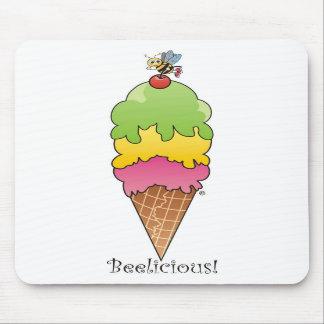 Ice Cream Cone Mousepad