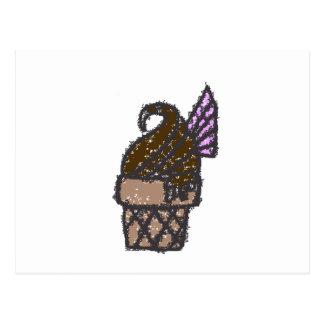 Ice Cream Cone Post Cards