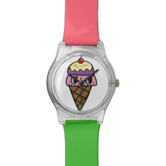 Ice Cream Cone Watch! Wristwatches