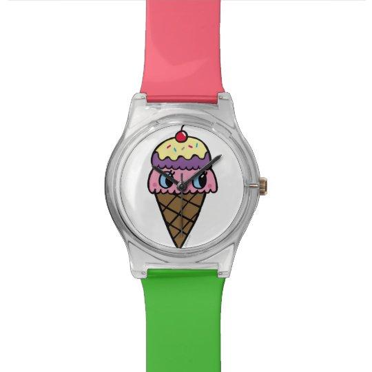 Ice Cream Cone Watch! Wristwatches