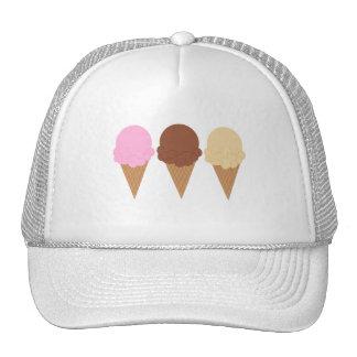 Ice Cream Cones Hats