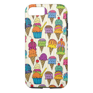 Ice Cream Cones iPhone 8/7 Case