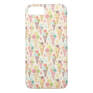 Ice cream cones pattern iPhone 8/7 case