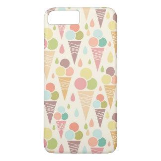 Ice cream cones pattern iPhone 8 plus/7 plus case