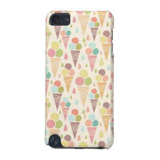 Ice cream cones pattern iPod touch 5G cover