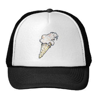 Ice Cream Cornet Hat