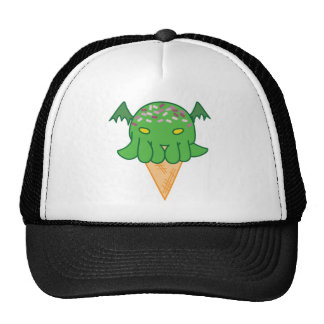 ice cream cthone of cthulu cap
