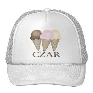 Ice Cream Czar Cap