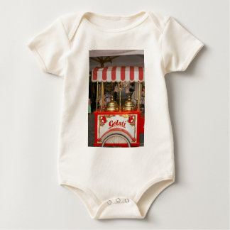 Ice cream Dispenser Baby Bodysuit
