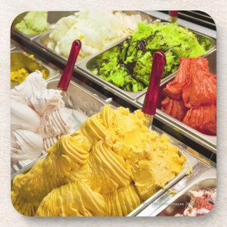 Ice cream flavors, Paris Coaster