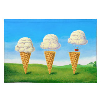 Ice Cream Float Placemat