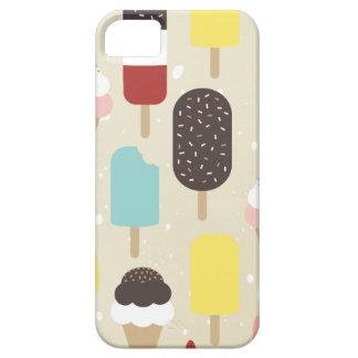 Ice Cream & Frozen Treats iPhone 5 Case