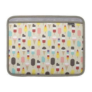 Ice Cream & Frozen Treats Macbook Air Sleeve