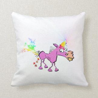 Ice Cream Horn - Donkey Corn Cushion