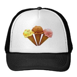 Ice cream ice cream hat