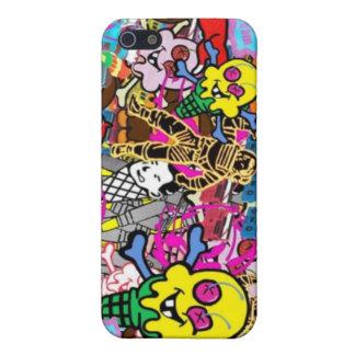 Ice cream iPhone 5/5S covers