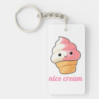 Ice cream key ring
