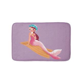 Ice Cream Mermaid Bathmat