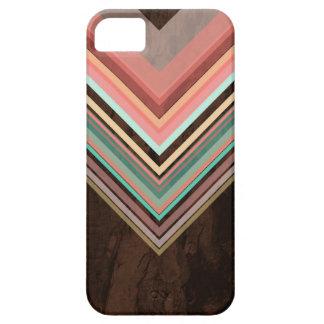 Ice Cream - Modern and Trendy geometric pattern iPhone 5 Cases
