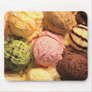 Ice Cream! Mouse Pad