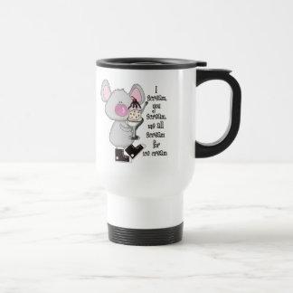 Ice Cream Mouse Travel Mug