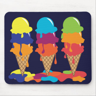 Ice Cream Mousepad
