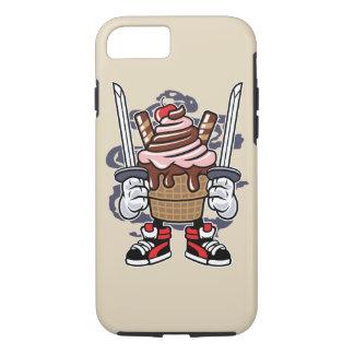 Ice Cream Ninja Tough Phone Case