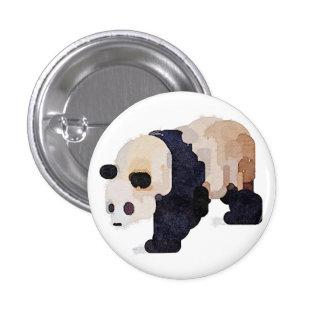 Ice Cream Panda Button